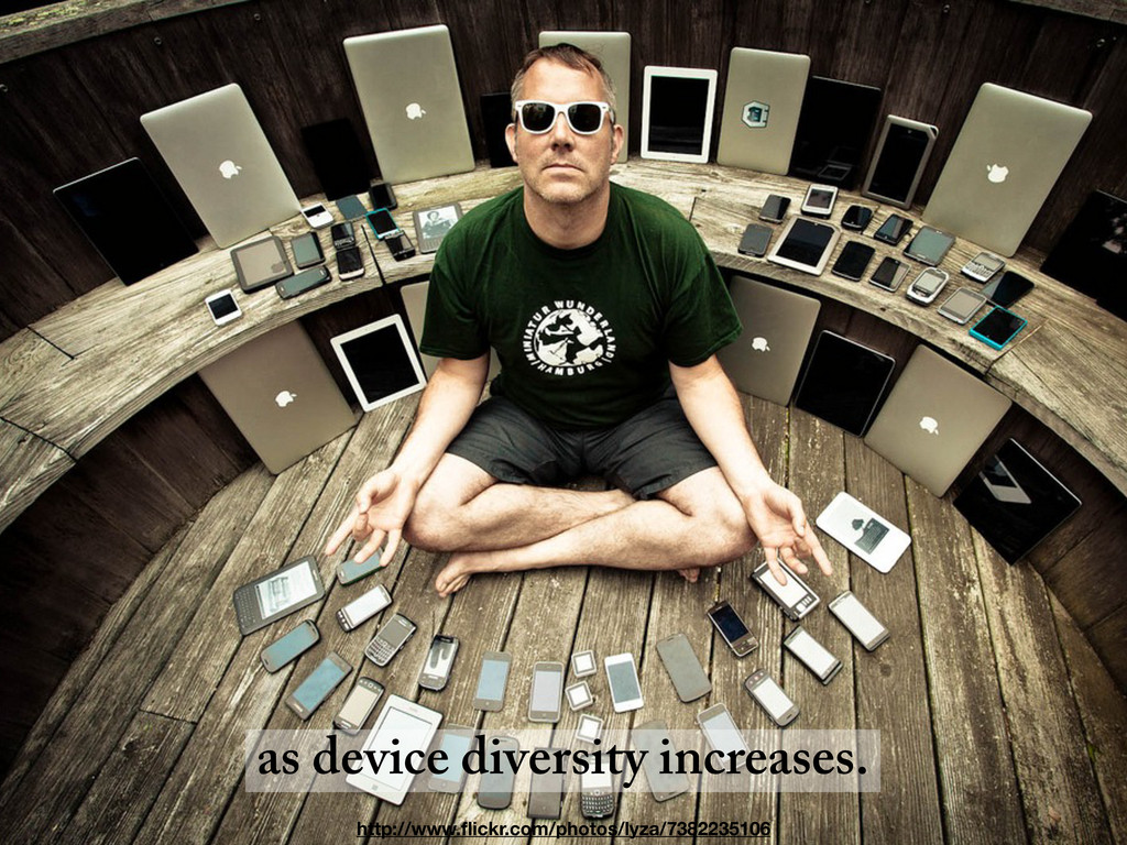 as device diversity increases. http://www.flickr...