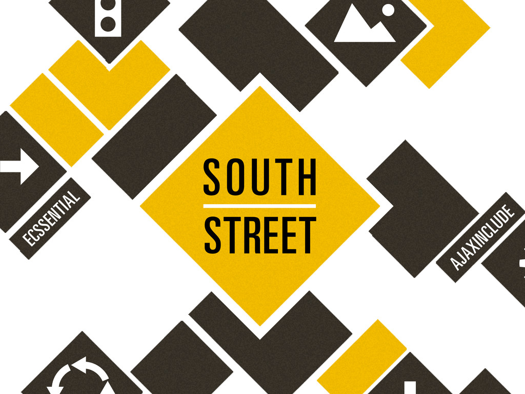 SOUTH STREET ECSSENTIAL AJAXINCLUDE