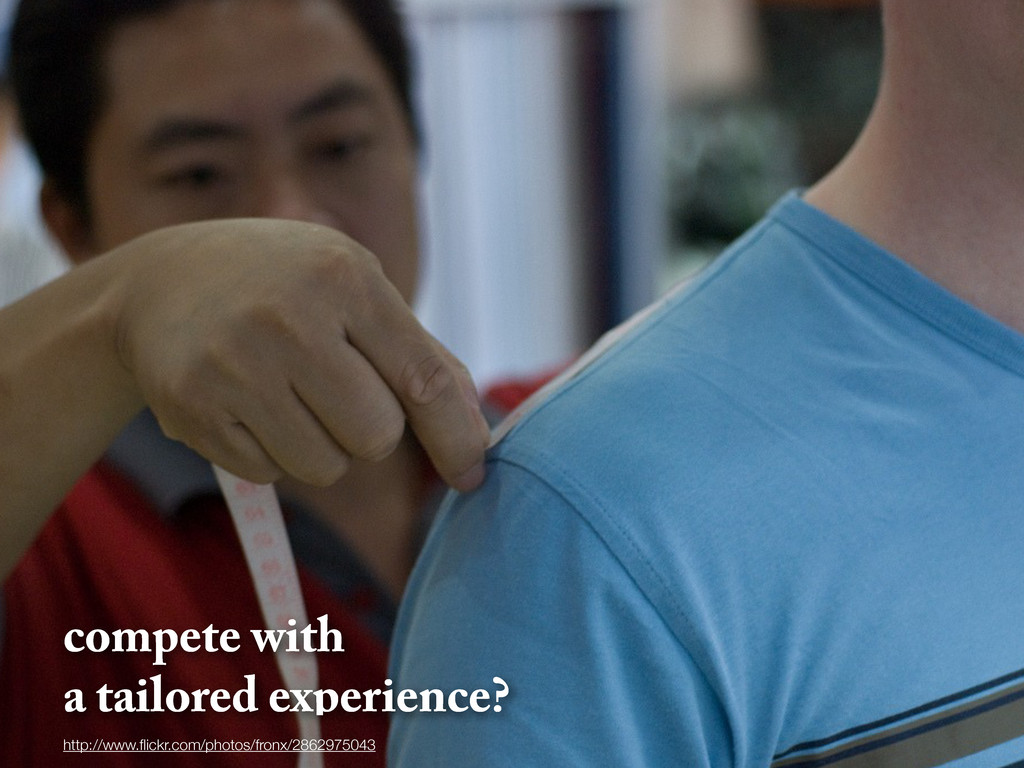 compete with a tailored experience? http://www....