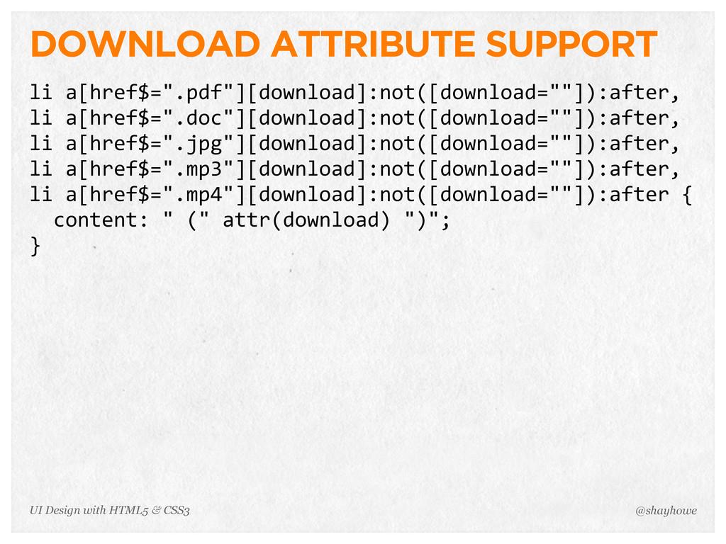 "DOWNLOAD ATTRIBUTE SUPPORT li a[href$="".pdf""][..."