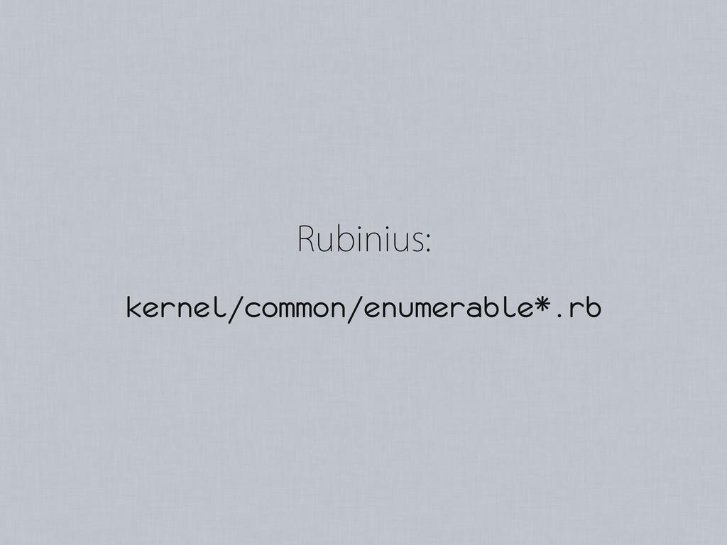 3VCJOJVT kernel/common/enumerable*.rb