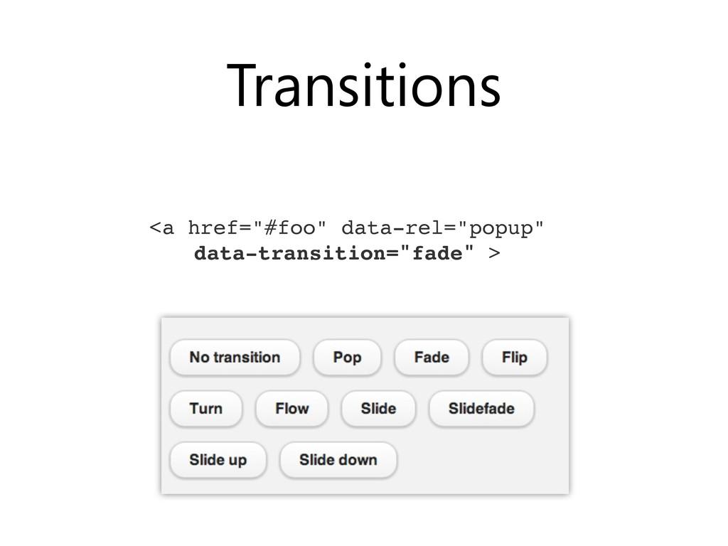 "Transitions <a href=""#foo"" data-rel=""popup"" dat..."