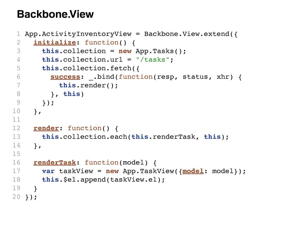 1 App.ActivityInventoryView = Backbone.View.ext...