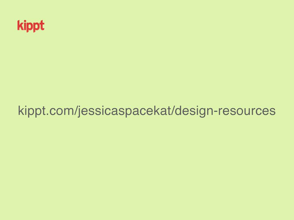 kippt.com/jessicaspacekat/design-resources