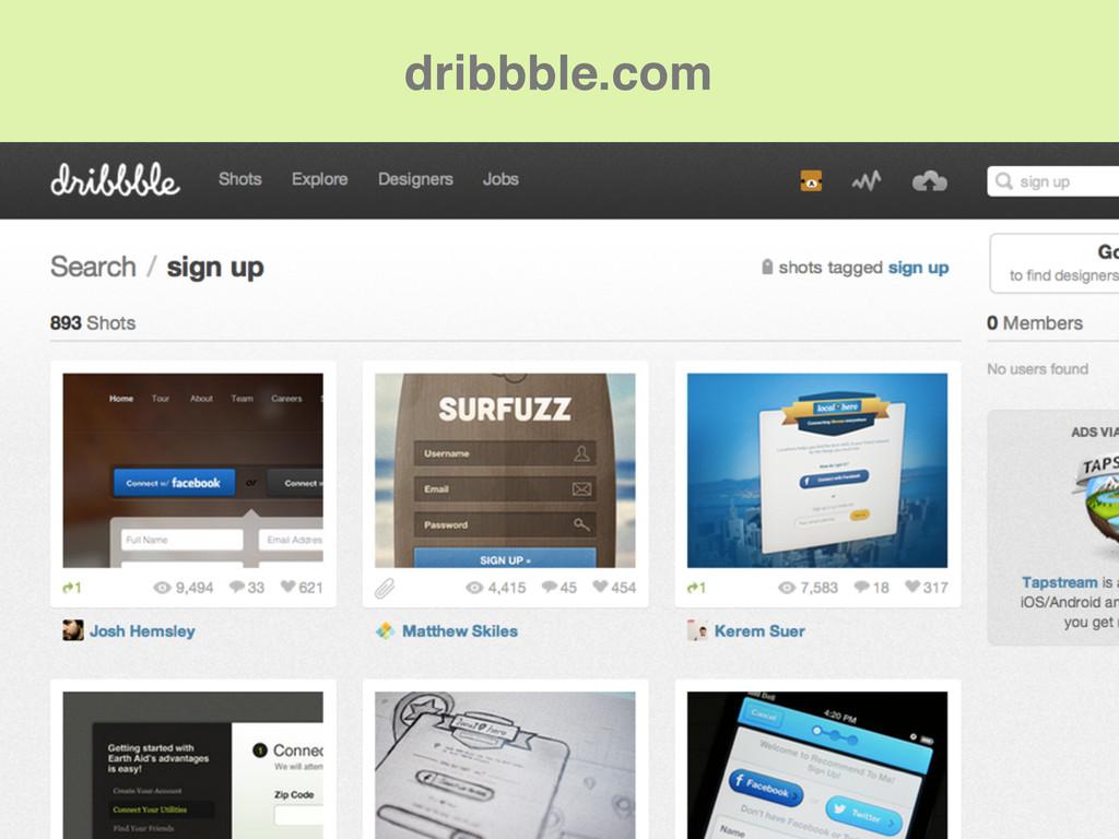 dribbble.com