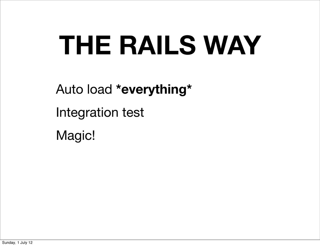 THE RAILS WAY Auto load *everything* Integratio...