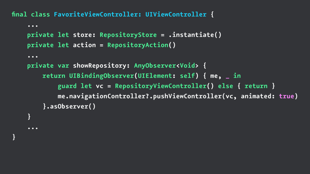 final class FavoriteViewController: UIViewContro...