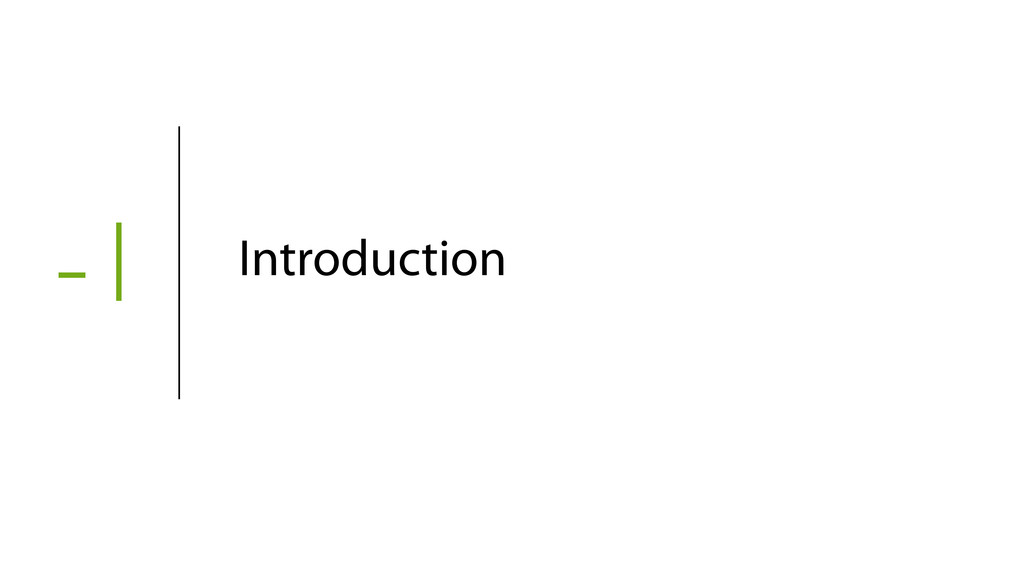 -1 Introduction