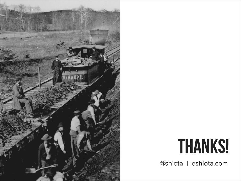 Thanks! @shiota   eshiota.com