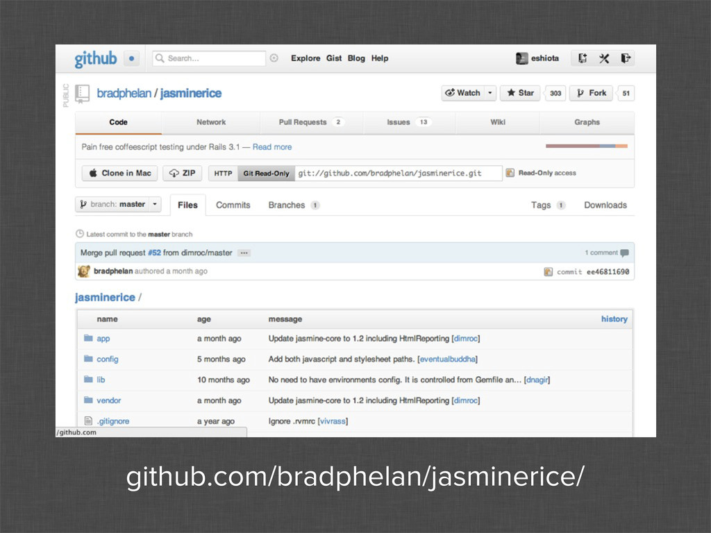github.com/bradphelan/jasminerice/