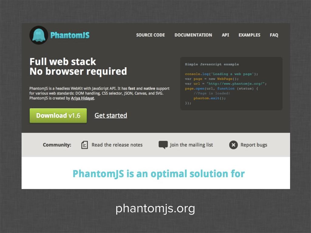 phantomjs.org