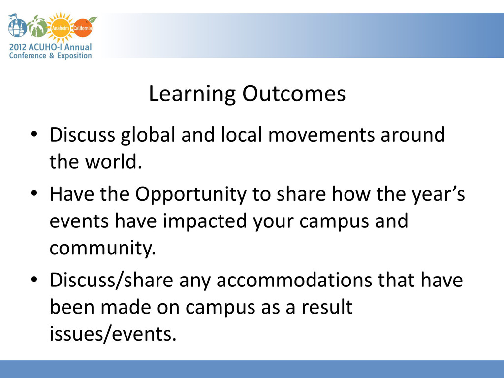 Learning Outcomes • Discuss global and local mo...