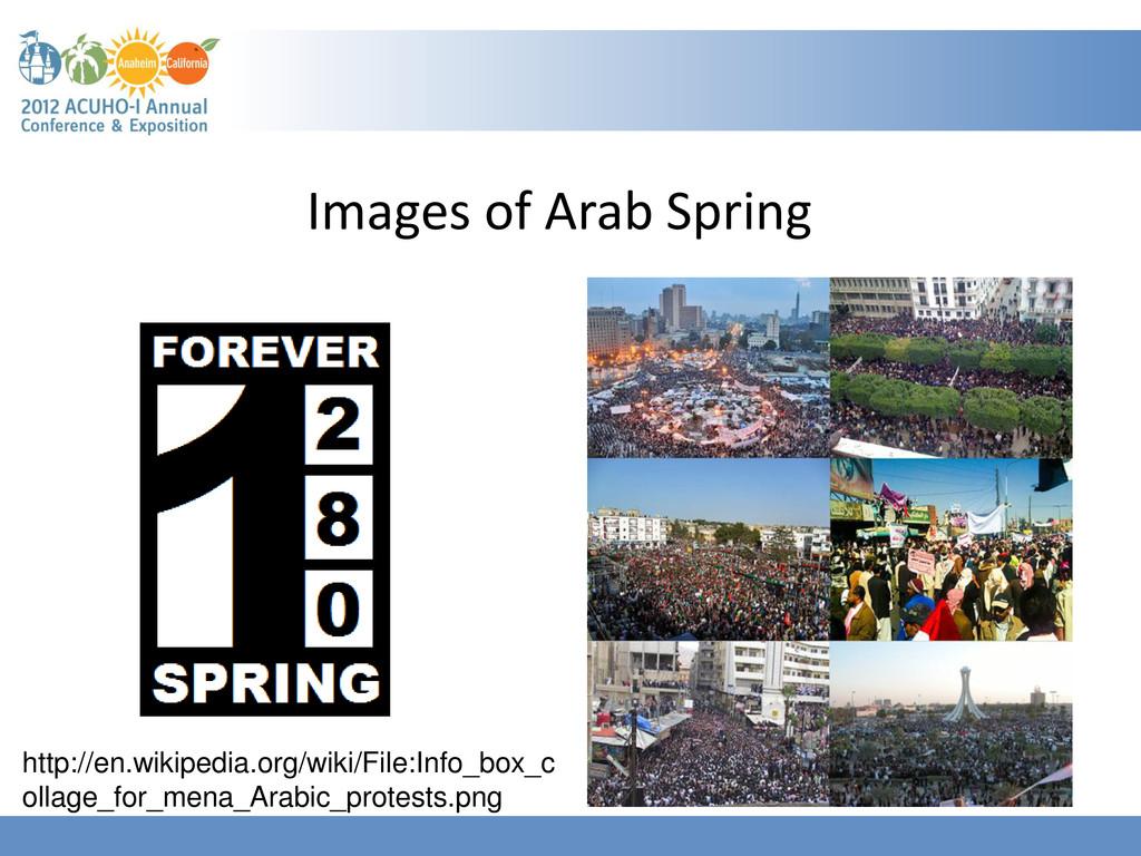 Images of Arab Spring http://en.wikipedia.org/w...
