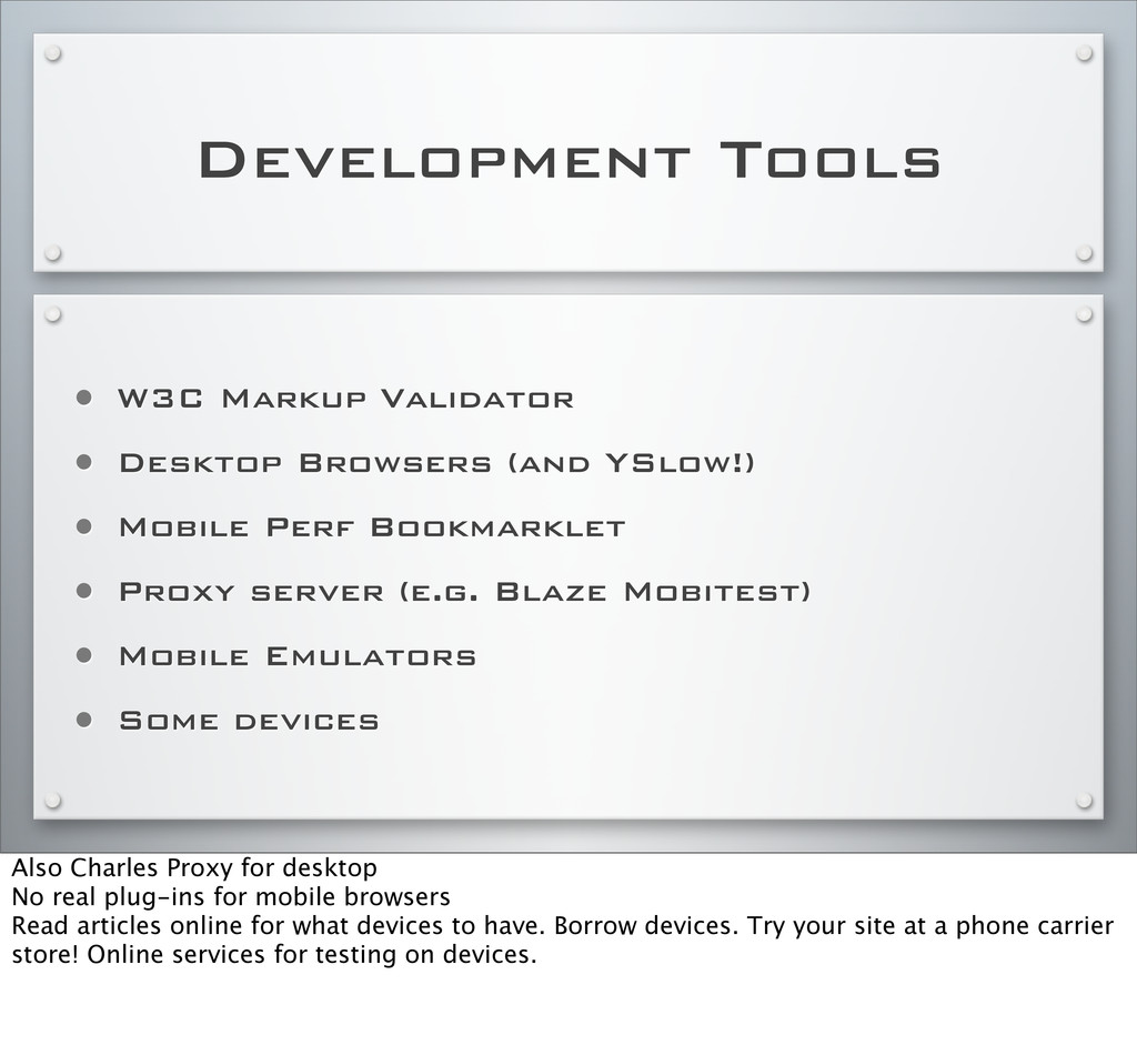 Development Tools • W3C Markup Validator • Desk...