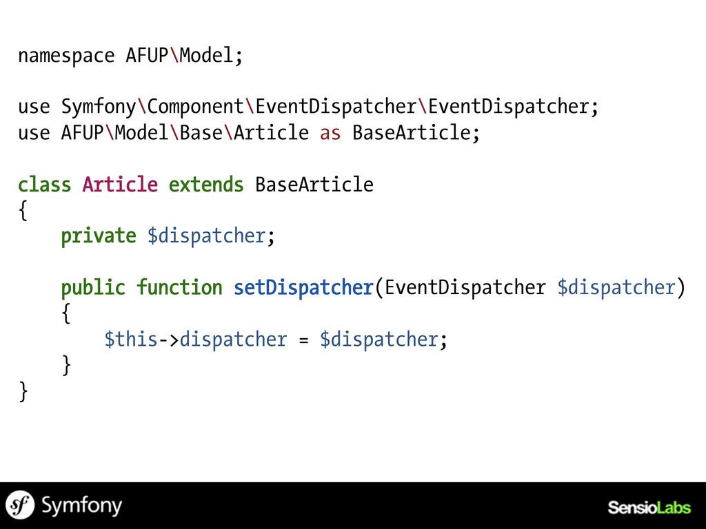 namespace AFUP\Model; use Symfony\Component\Eve...
