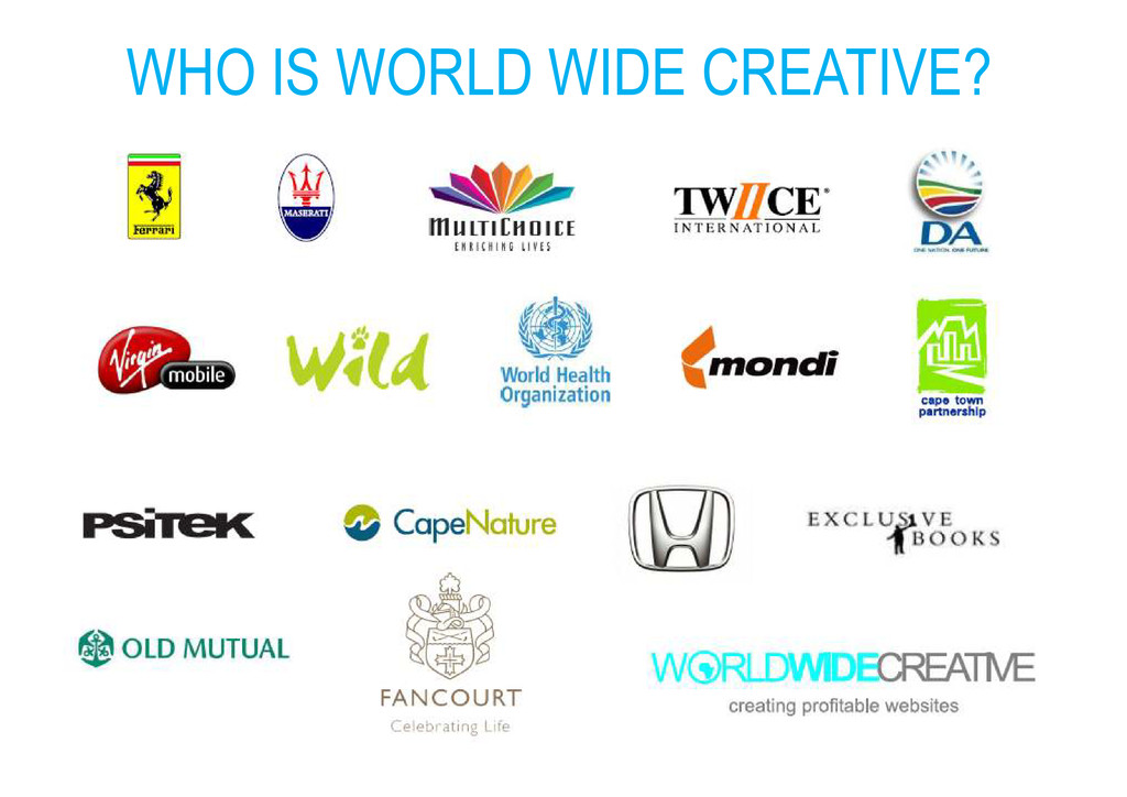 WHO IS WORLD WIDE CREATIVE?