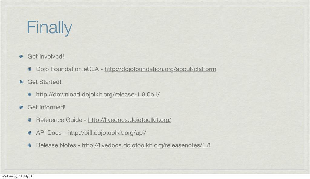Finally Get Involved! Dojo Foundation eCLA - ht...