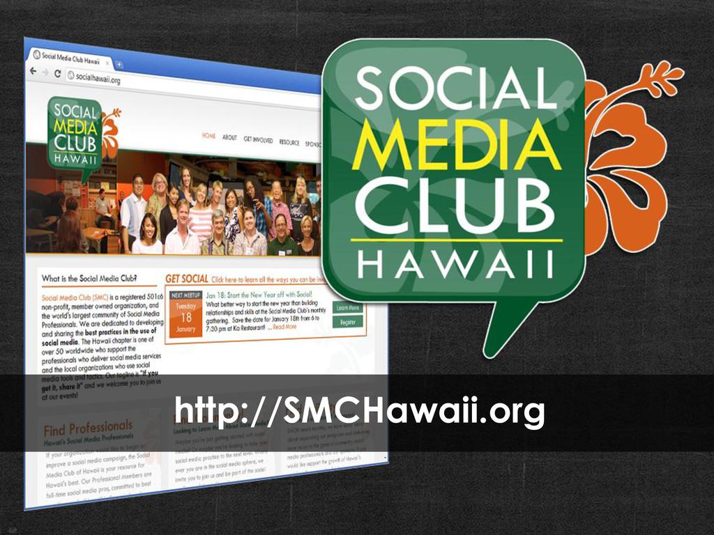 http://SMCHawaii.org