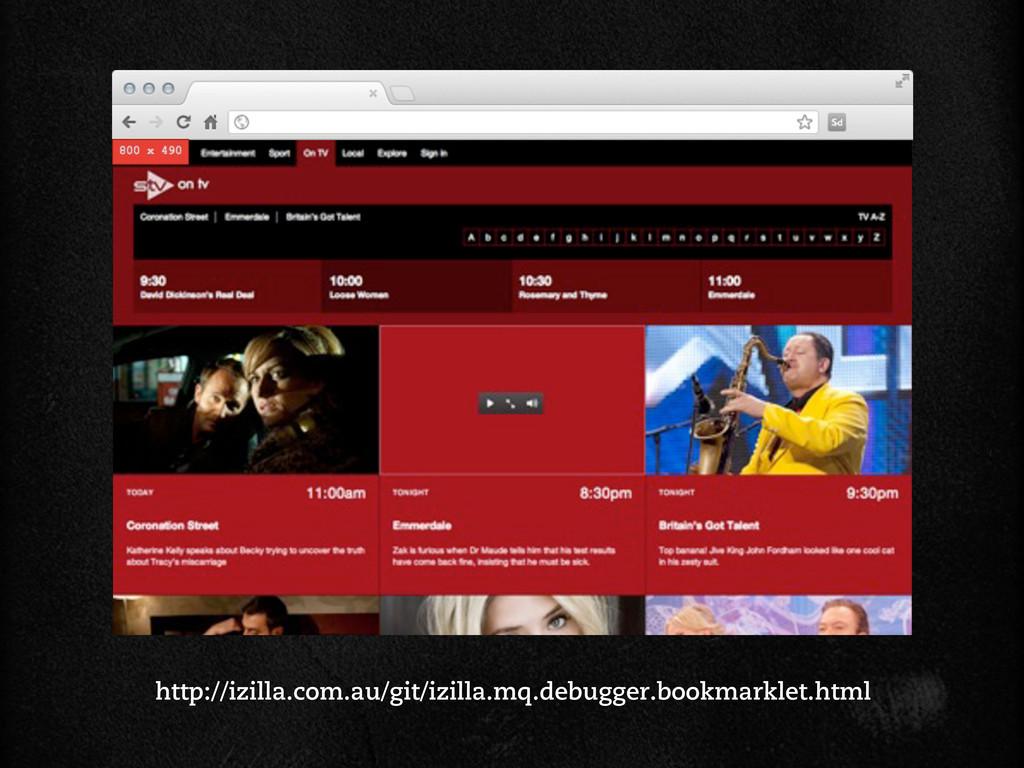 http://izilla.com.au/git/izilla.mq.debugger.boo...