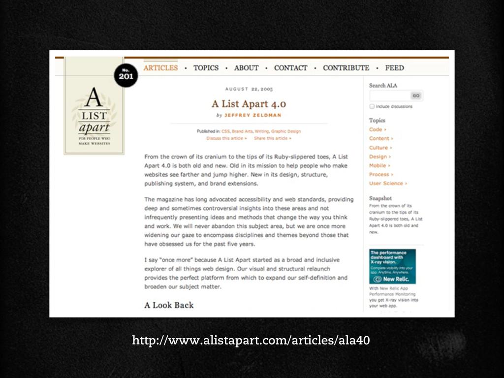 http://www.alistapart.com/articles/ala40