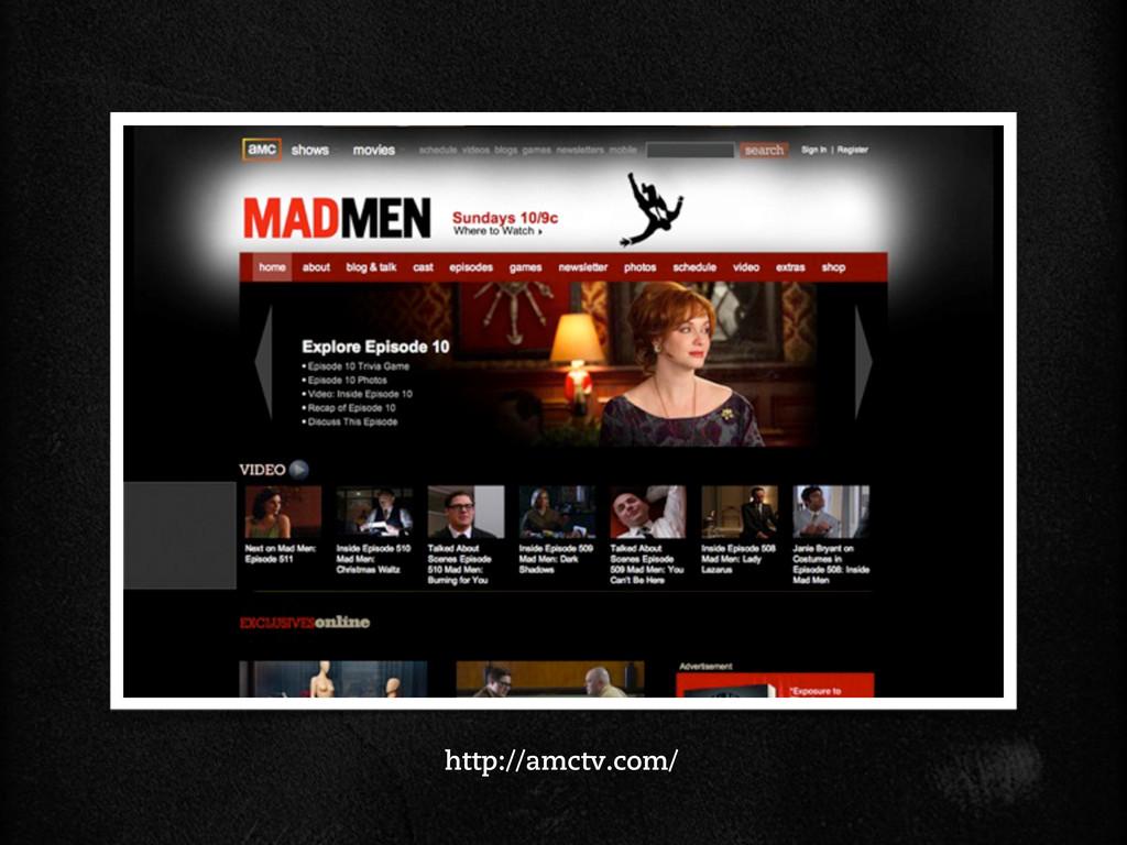 http://amctv.com/