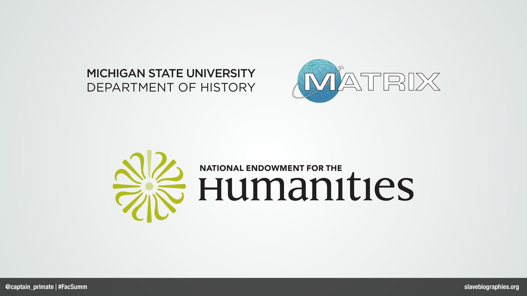 MICHIGAN STATE UNIVERSITY DEPARTMENT OF HISTORY...