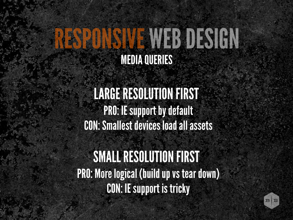 LARGE RESOLUTION FIRST PRO: IE support by defau...
