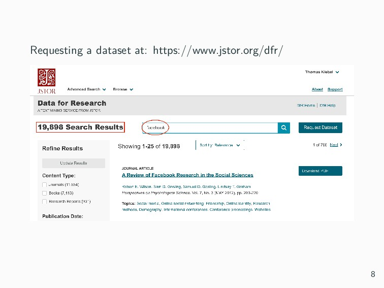 Requesting a dataset at: https://www.jstor.org/...