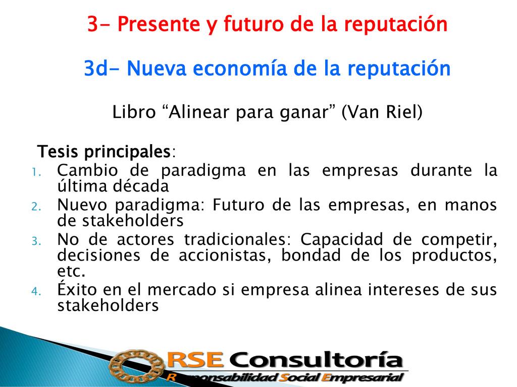 3- Presente y futuro de la reputación 3d- Nueva...