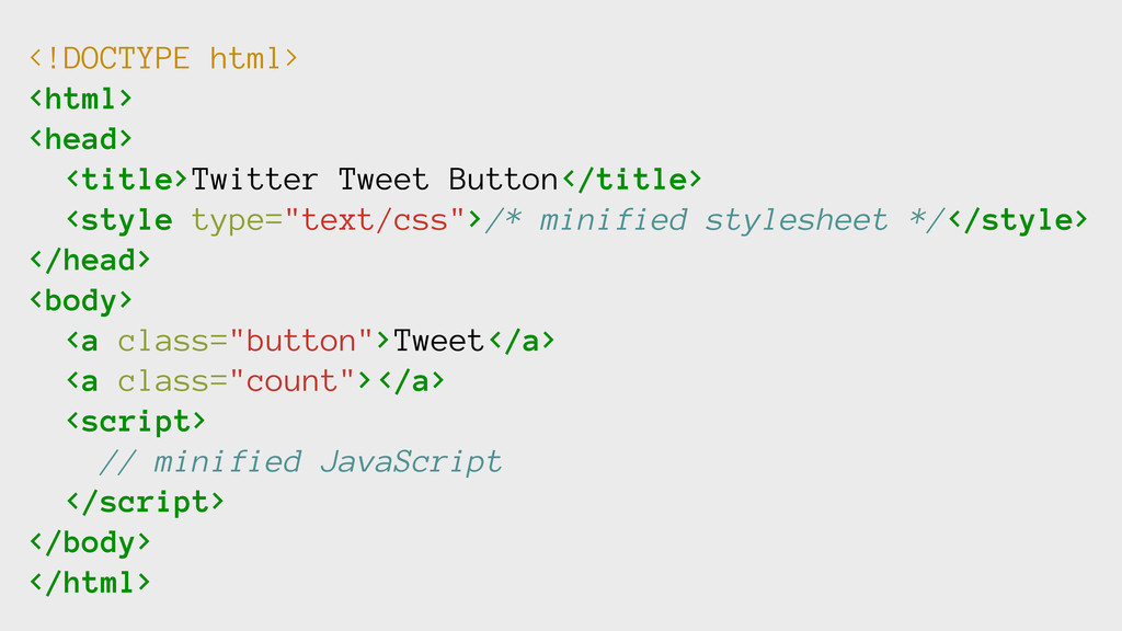 <!DOCTYPE html> <html> <head> <title>Twitter Tw...