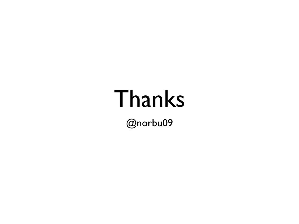 Thanks @norbu09