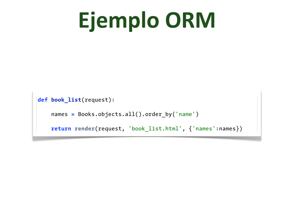 Ejemplo	