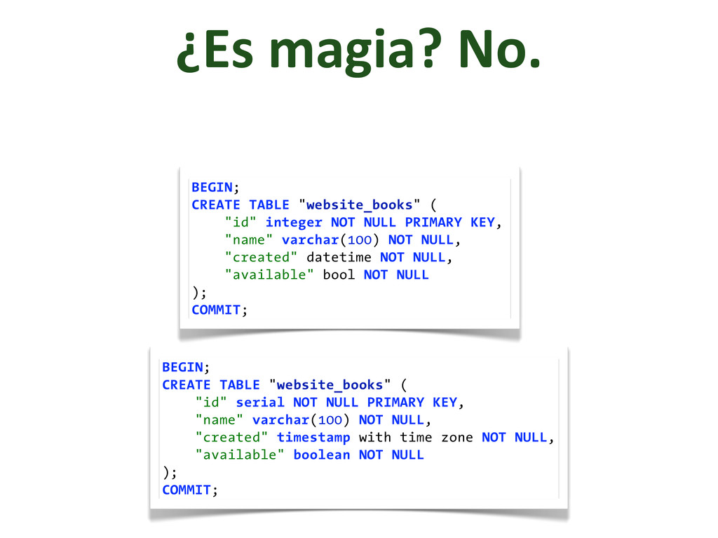 ¿Es	