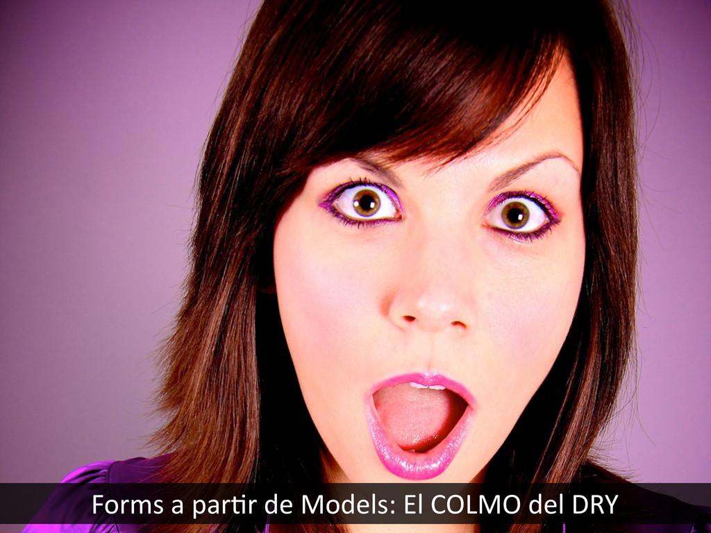 Forms a parHr de Models: El C...