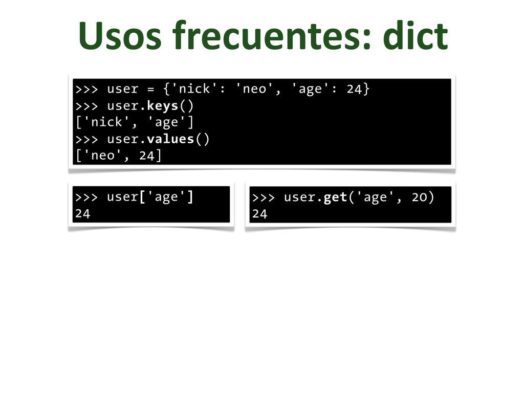 Usos	