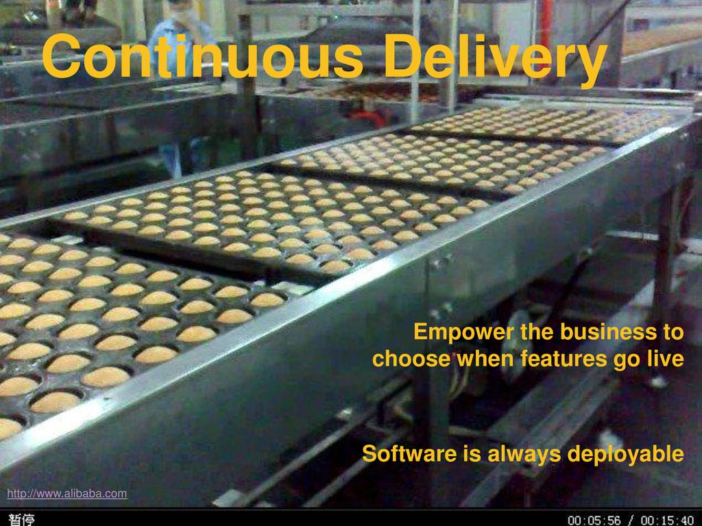 Continuous Delivery vs X :: Matthew Skelton 3 C...