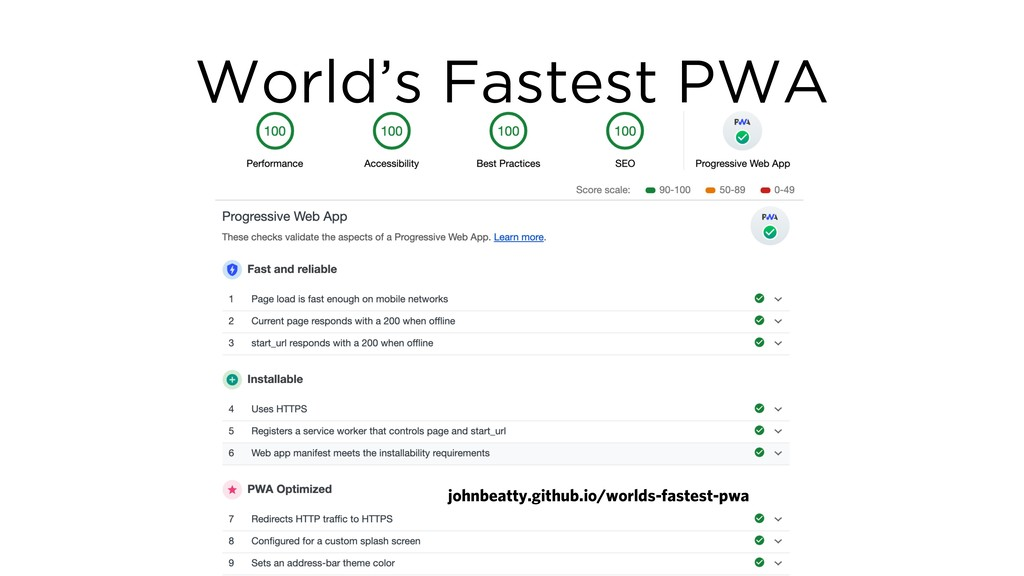 World's Fastest PWA johnbeatty.github.io/worlds...