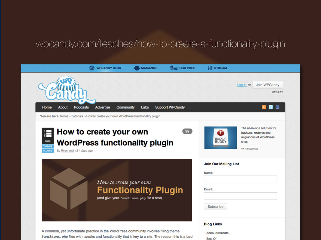 wpcandy.com/teaches/how-to-create-a-functionali...