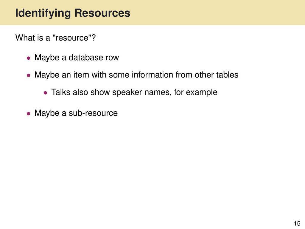 """Identifying Resources 15 What is a """"resource""""? ..."""