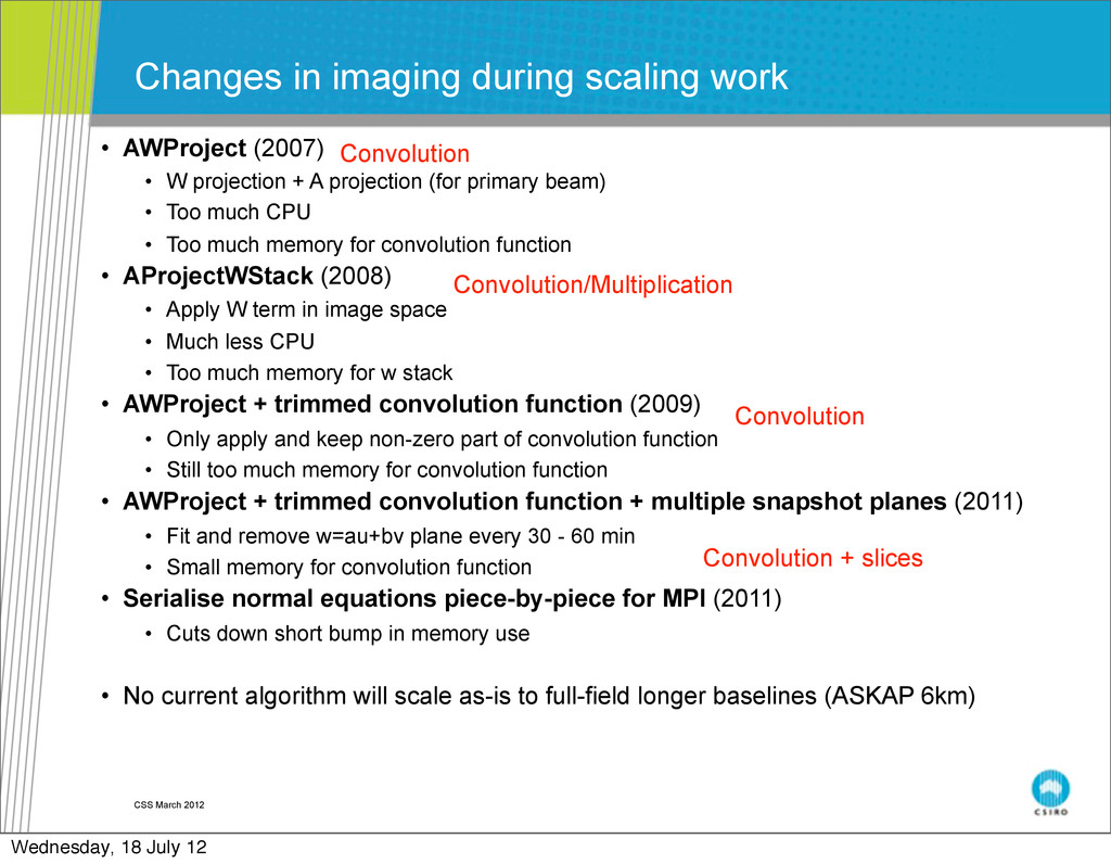 CSS March 2012 Changes in imaging during scalin...