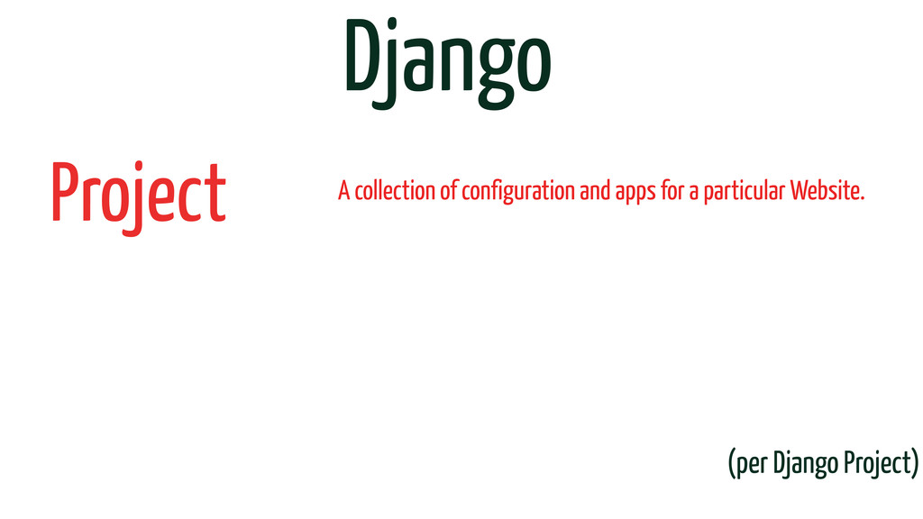 Project A collection of configuration and apps ...