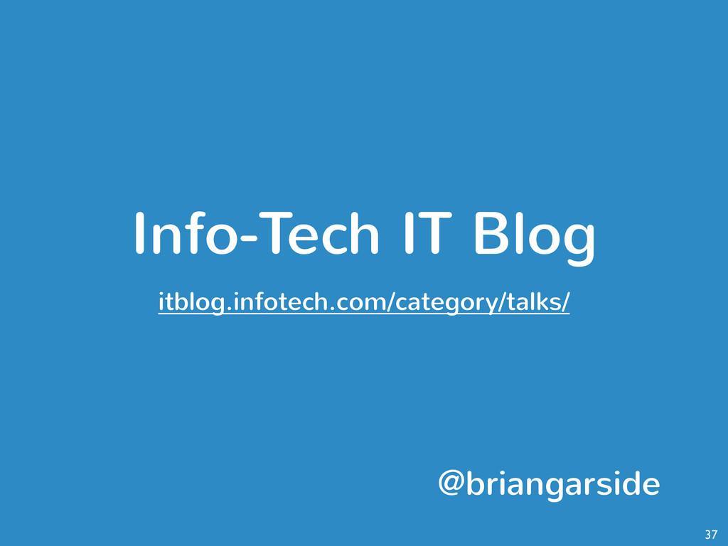 Info-Tech IT Blog itblog.infotech.com/category/...