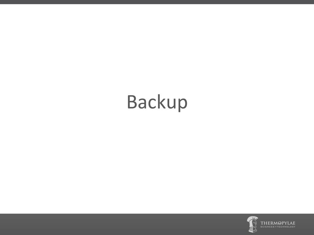 $ Backup$ $