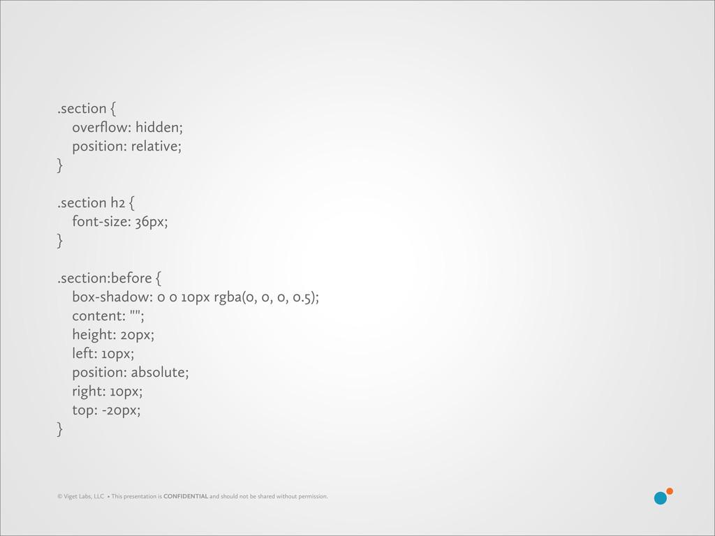 .section { overflow: hidden; position: relative;...