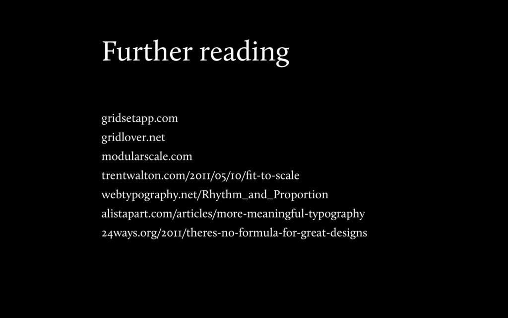 gridsetapp.com gridlover.net modularscale.com t...