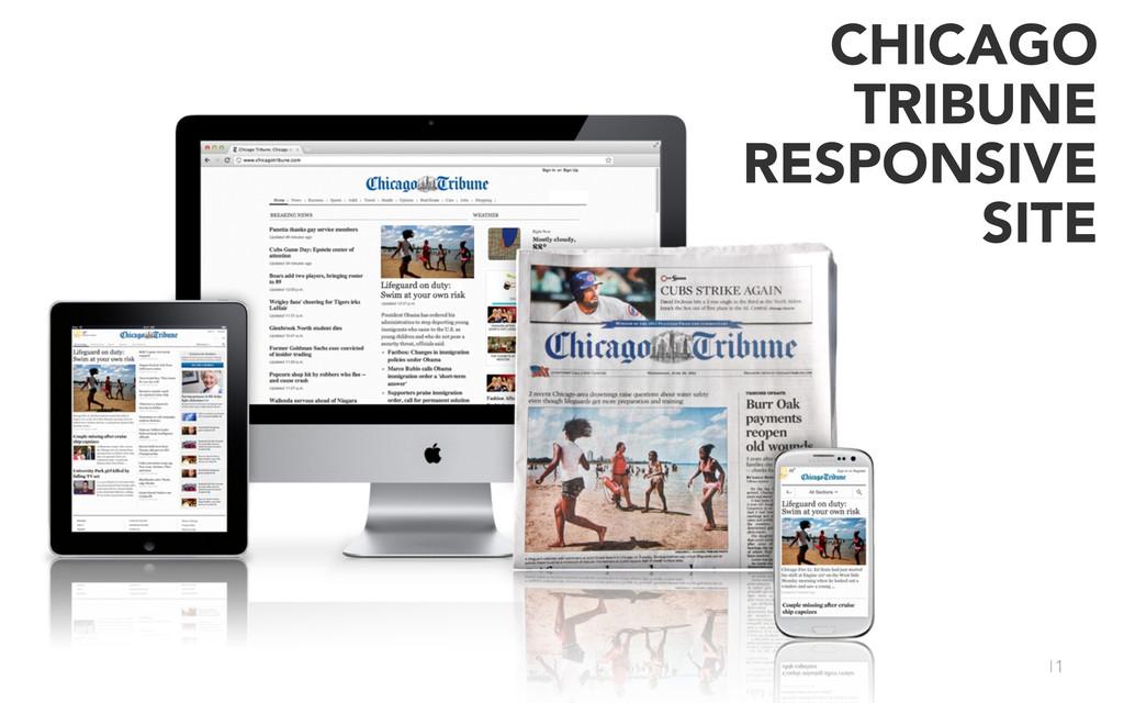 PRIOR UX WORK 11 CHICAGO TRIBUNE RESPONSIVE SITE