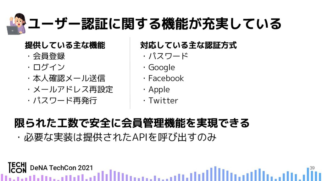・パスワード ・Google ・Facebook ・Apple ・Twitter ・会員登録 ...