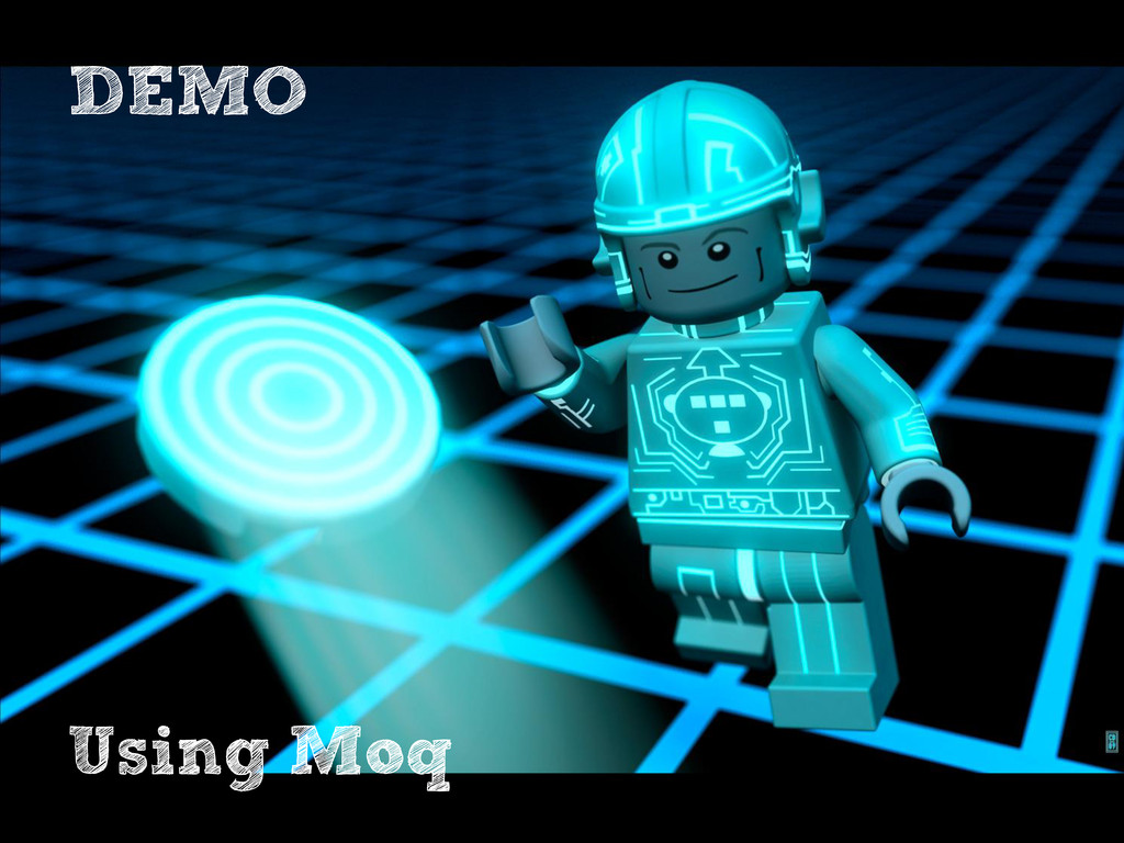 DEMO Using Moq