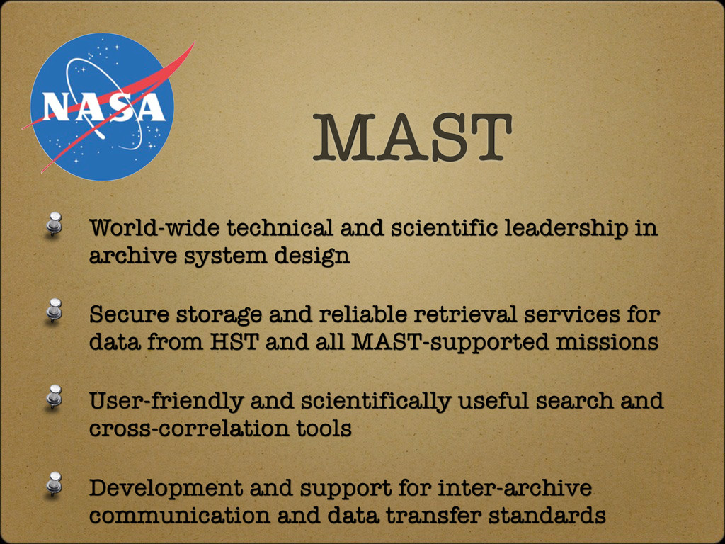 World-wide technical and scientific leadership ...