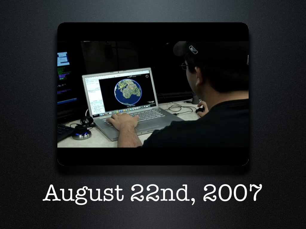 August 22nd, 2007